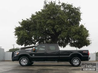 2012 Ford Super Duty F350 Crew CAb Lariat FX4 6.7L Power Stroke Diesel 4X4 in San Antonio Texas, 78217