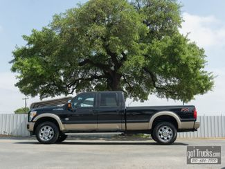2012 Ford Super Duty F350 Crew Cab King Ranch FX4 6.7L Power Stroke 4X4 in San Antonio, Texas 78217