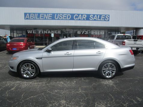 2012 Ford Taurus Limited in Abilene, TX