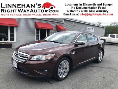 2012 Ford Taurus Limited in Bangor