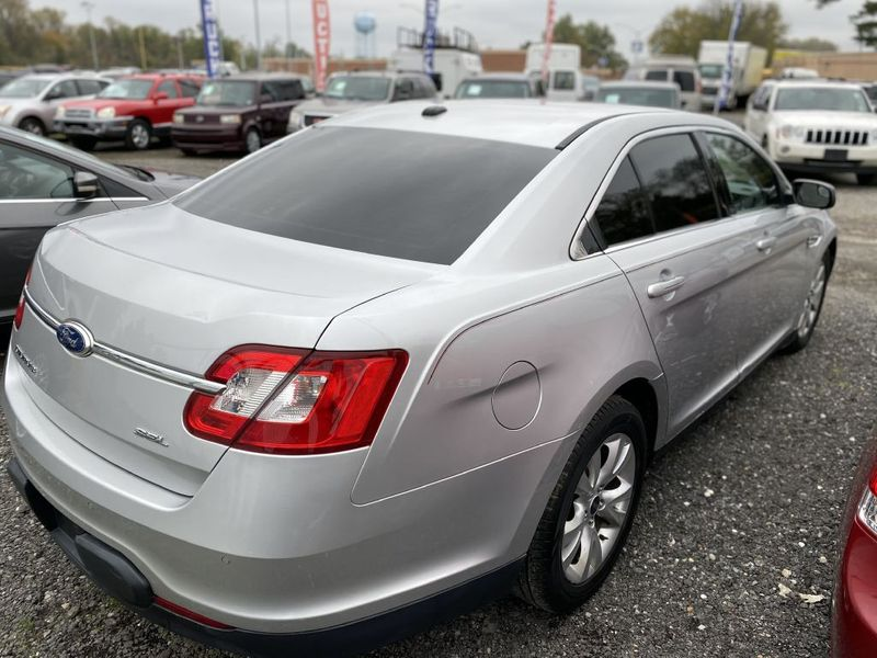 2012 Ford Taurus SEL  city MD  South County Public Auto Auction  in Harwood, MD