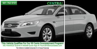 2012 Ford Taurus SEL | Hot Springs, AR | Central Auto Sales in Hot Springs AR
