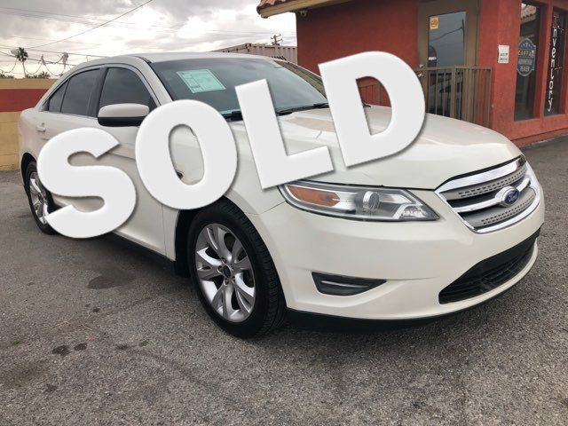 2012 Ford Taurus SEL CAR PROS AUTO CENTER (702) 405-9905 Las Vegas, Nevada