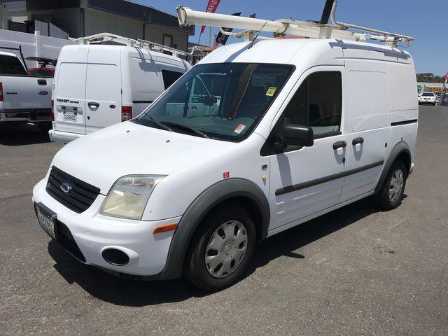 2012 Ford Transit Connect Cargo Van XLT w/ Ladder Rack