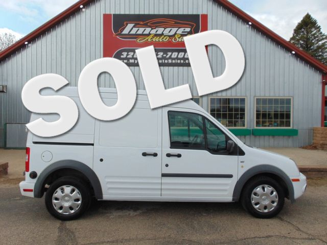 2012 Ford Transit Connect Van XLT
