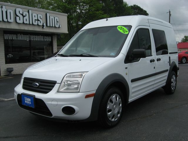 2012 Ford Transit Connect Van XLT Richmond, Virginia 2