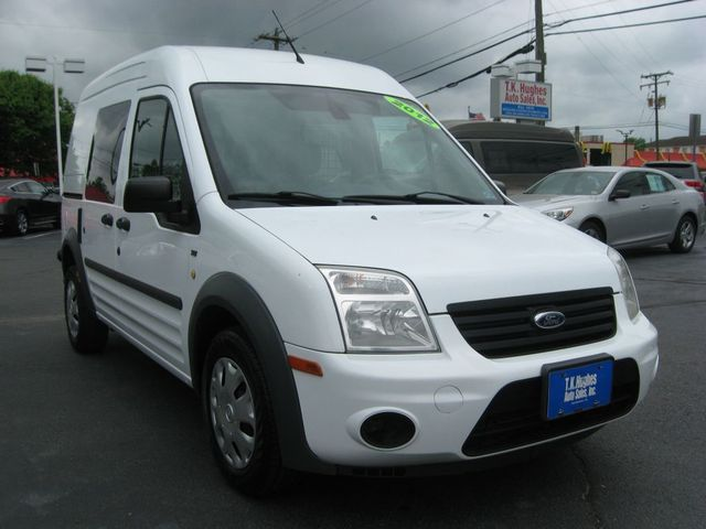 2012 Ford Transit Connect Van XLT Richmond, Virginia 3