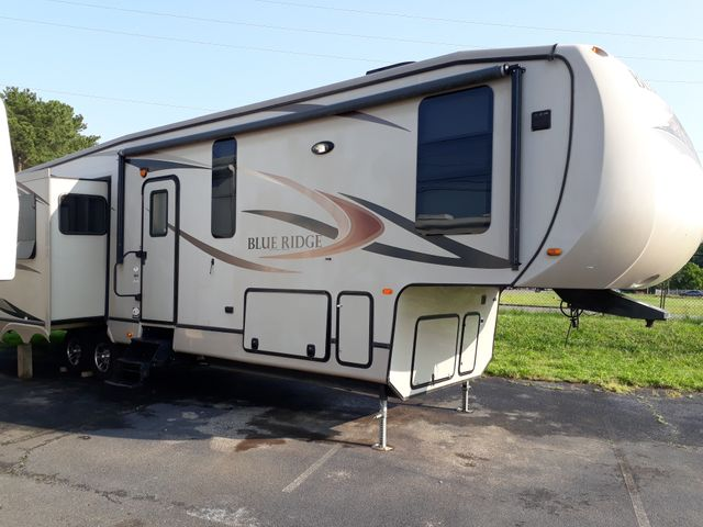 2012 Forest River Blue Ridge 3600RS