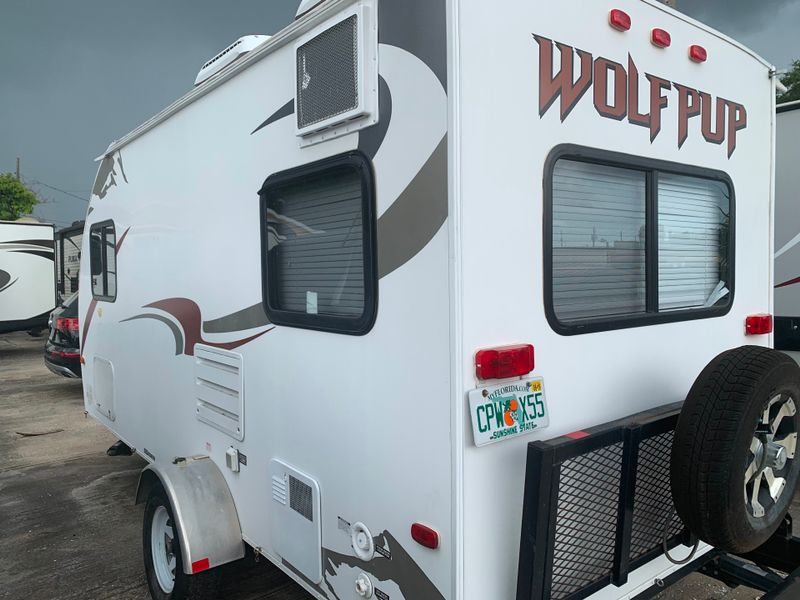 2012 Forest River Cherokee Wolf Pup 17B With full bath  city FL  Manatee RV  in Palmetto, FL