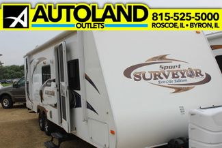 2012 Forest River Surveyor 280 in Roscoe IL, 61073