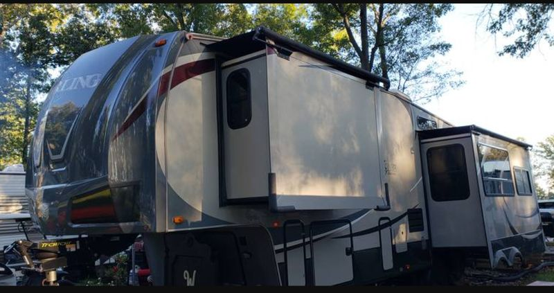 2012 Forest River Wildcat 32RL  city FL  Manatee RV  in Palmetto, FL