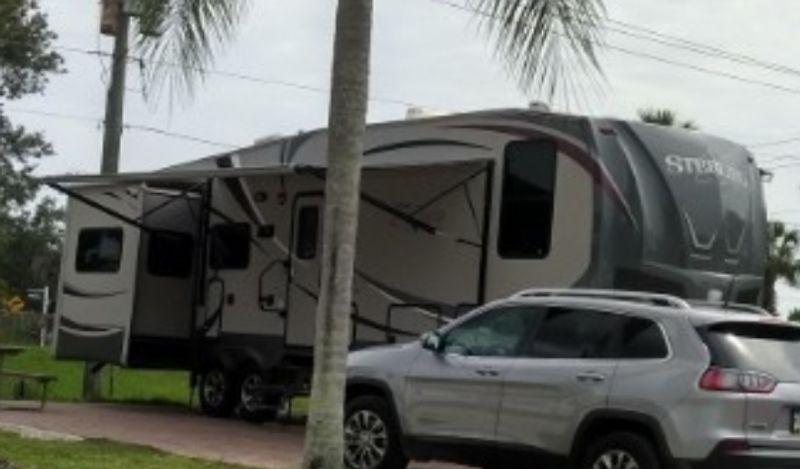 2012 Forest River Wildcat 32RL  city FL  Manatee RV  in Palmetto, FL