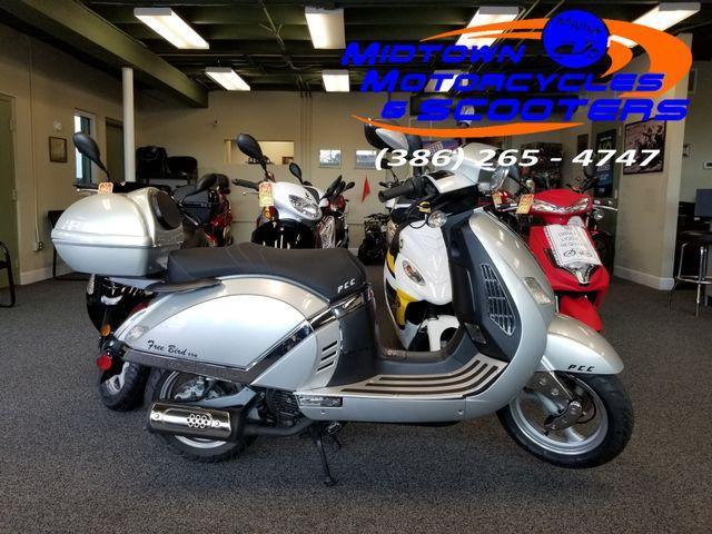 2012 Fosti Free Bird 150 Scooter 150cc