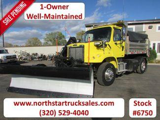 2012 Freightliner M280 Plow Sander Truck   St Cloud MN  NorthStar Truck Sales  in St Cloud, MN