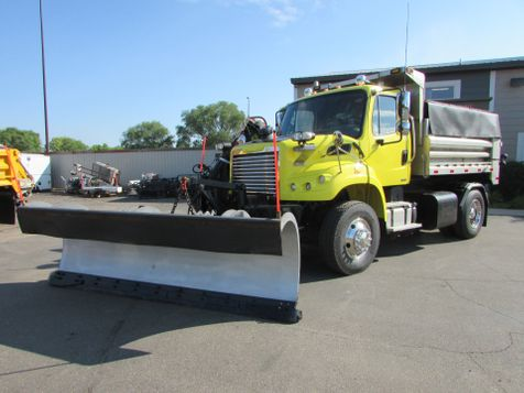2012 Freightliner M2 Plow Dump Stainless dump and Sander  in St Cloud, MN