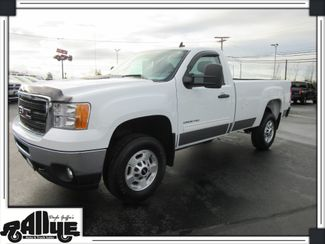 2012 GMC 2500HD Sierra SLE 6.6L Duramax Diesel in Burlington WA, 98233