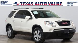 2012 GMC Acadia SLT-1 in Addison, TX 75001