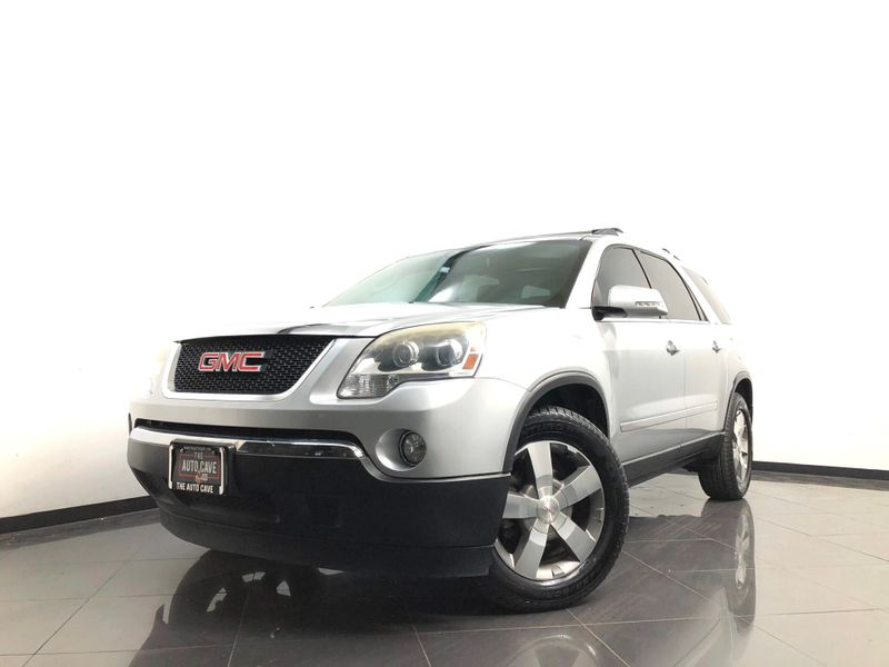 2012 GMC Acadia *Easy In-House Payments*   The Auto Cave