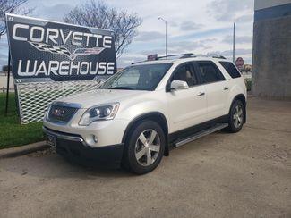 2012 GMC Acadia SLT2 Auto, NAV, Sunroof, CD Player, Alloys 99k! | Dallas, Texas | Corvette Warehouse  in Dallas Texas