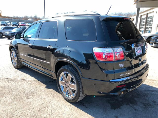 2012 GMC Acadia Denali in Gower Missouri, 64454