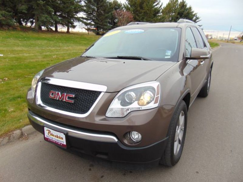 2012 GMC Acadia SLT1  city MT  Bleskin Motor Company   in Great Falls, MT