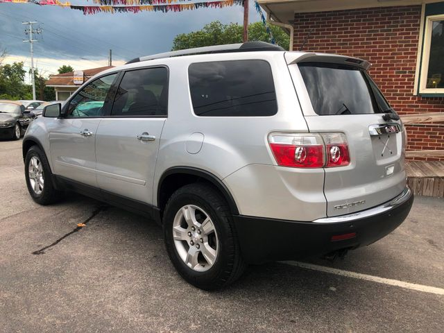 2012 GMC Acadia SLE Knoxville , Tennessee 55