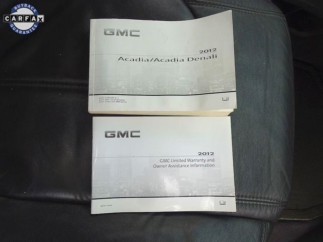2012 GMC Acadia SLT1 Madison, NC 48