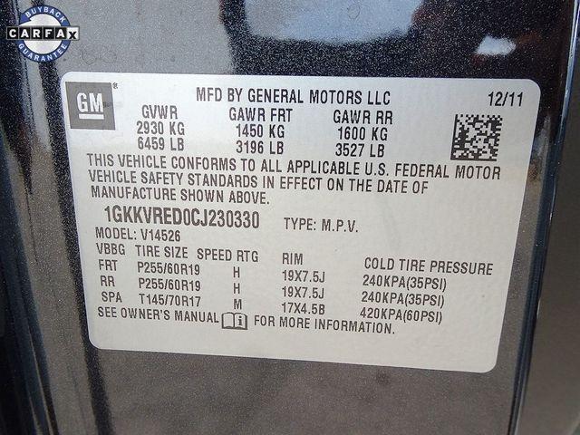 2012 GMC Acadia SLT1 Madison, NC 49