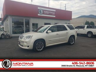 2012 GMC Acadia Denali in Missoula, MT 59801