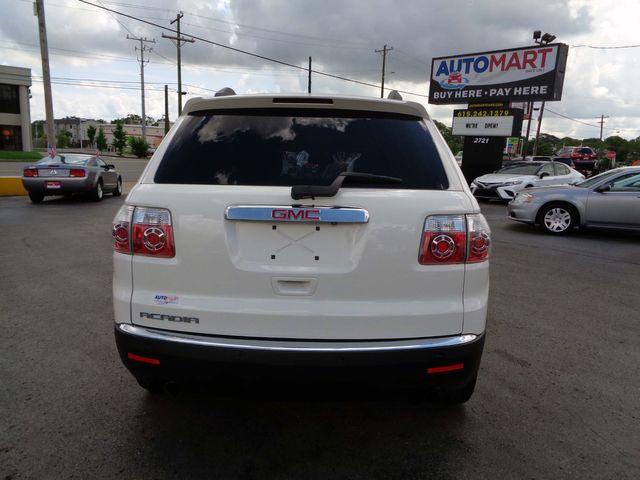 2012 GMC Acadia SLE in Nashville, Tennessee 37211