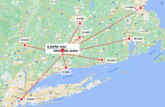 2012 GMC Acadia SLT1 AWD Naugatuck, Connecticut 24