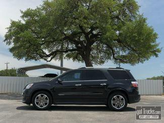2012 GMC Acadia Denali 3.6L V6 AWD in San Antonio Texas, 78217