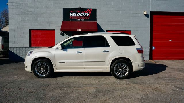 2012 GMC Acadia Denali Valley Park, Missouri 2