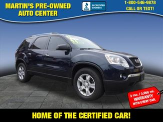 2012 GMC Acadia SL in Whitman, MA 02382