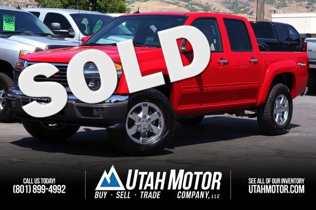 2012 GMC Canyon SLE2 | Orem, Utah | Utah Motor Company in  Utah