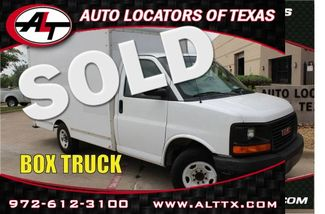 2012 GMC Commercial Vans G3500 Series | Plano, TX | Consign My Vehicle in  TX