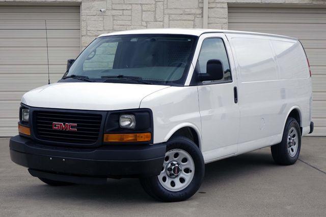 2012 GMC G1500 Vans Savana Cargo Van