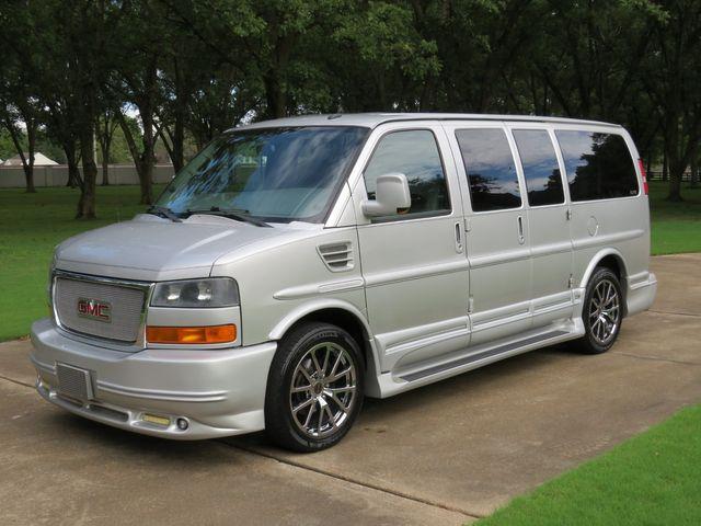 2012 GMC Savana 1500 Southern Comfort Conversion Van