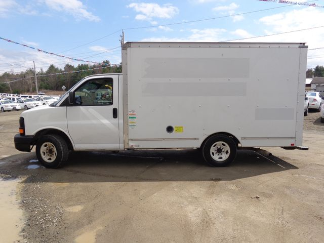 2012 GMC Savana Commercial Cutaway Work Van Hoosick Falls, New York