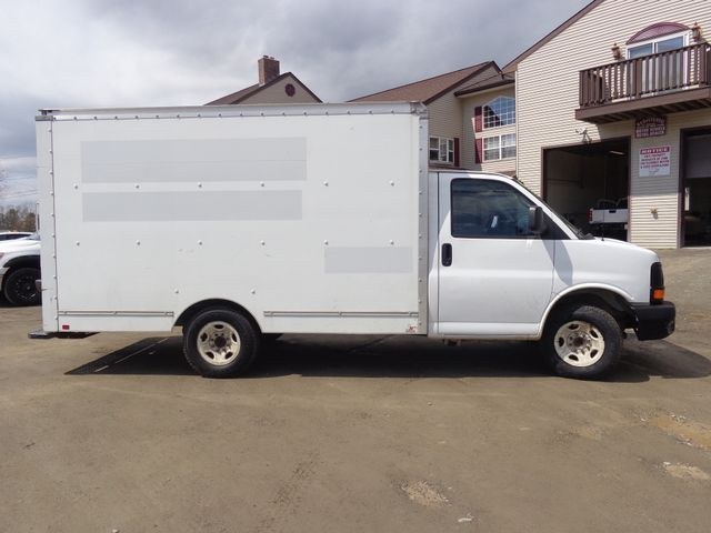 2012 GMC Savana Commercial Cutaway Work Van Hoosick Falls, New York 2
