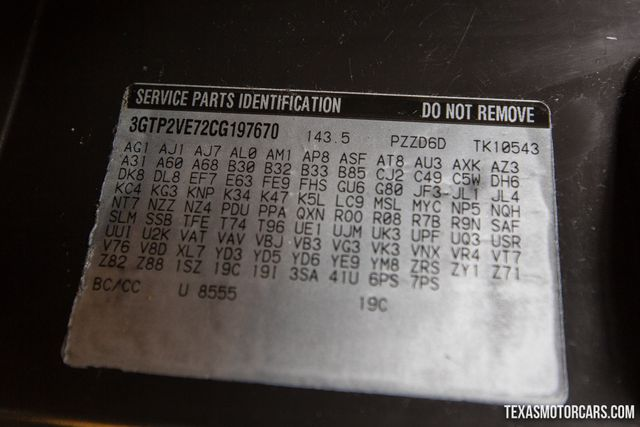 2012 GMC Sierra 1500 SLE 4X4 in Addison Texas, 75001