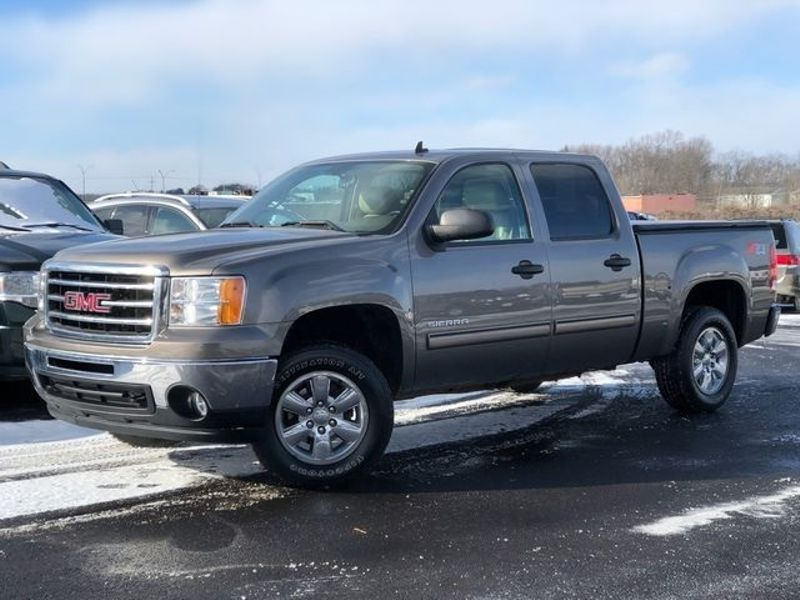 2012 GMC Sierra 1500 SLE | Canton, Ohio | Ohio Auto Warehouse LLC in Canton Ohio