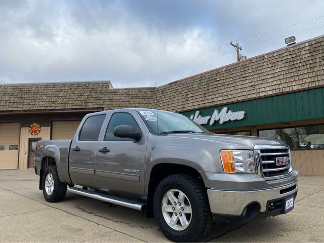 2012 GMC Sierra 1500 SLE in Dickinson, ND 58601