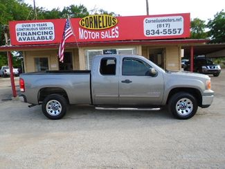 2012 GMC Sierra 1500 SLE | Fort Worth, TX | Cornelius Motor Sales in Fort Worth TX