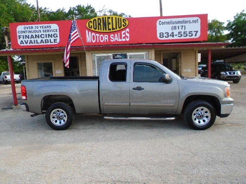 2012 GMC Sierra 1500 SLE | Fort Worth, TX | Cornelius Motor Sales in Fort Worth TX