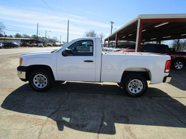 2012 GMC Sierra 1500 Work Truck Houston, Mississippi 2