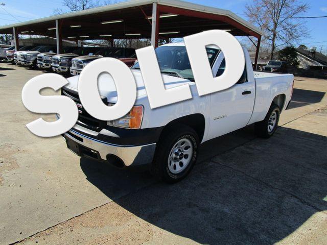 2012 GMC Sierra 1500 Work Truck Houston, Mississippi