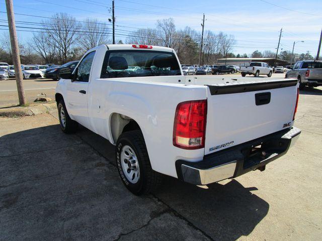 2012 GMC Sierra 1500 Work Truck Houston, Mississippi 4