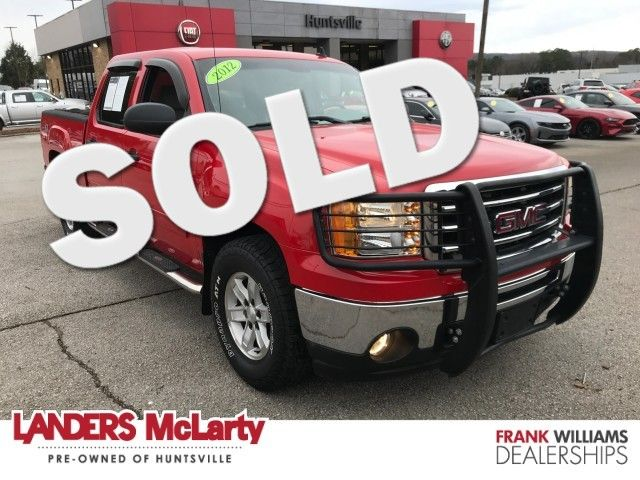 2012 GMC Sierra 1500 SLE | Huntsville, Alabama | Landers Mclarty DCJ & Subaru in  Alabama