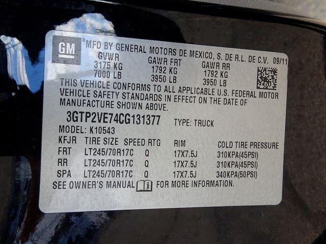 2012 GMC Sierra 1500 SLE Madison, NC 52